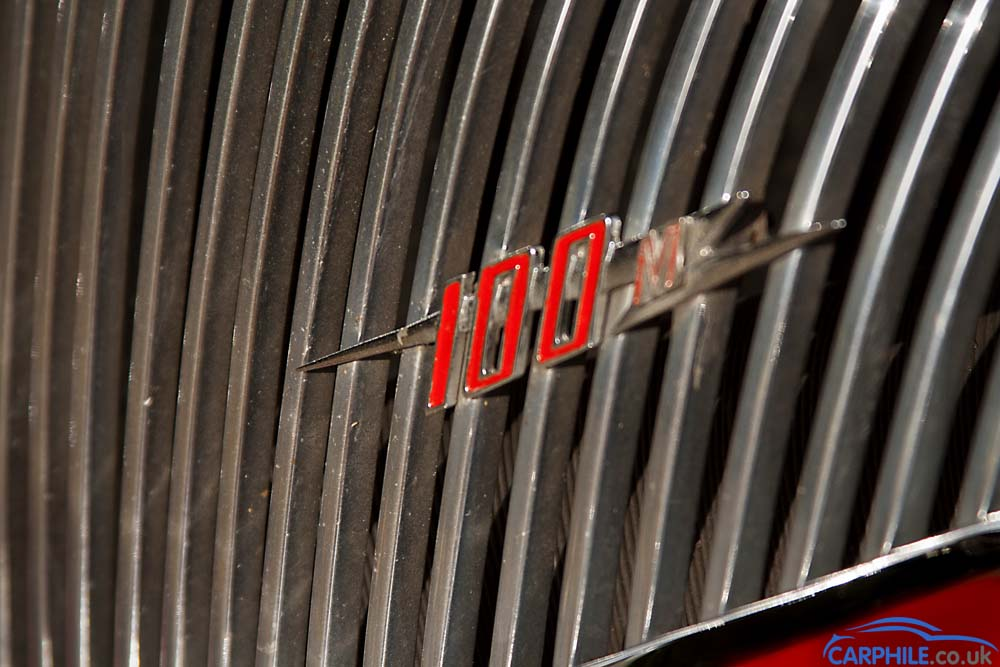 The history of the rare Austin Healey 100M sports car carphile