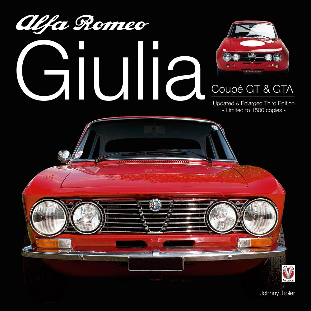 Alfa Romeo Giulia and GTA by Johnny Tipler (Veloce)