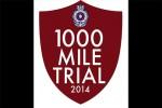 1000 mile trial