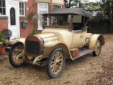 Anglia Car Auctions - 1909 Leon Bollee