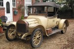 1909-Leon-Bollee for sale at Anglia car Auctions 25th Jan 2014