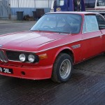 1972 BMW 3.0 CSL project - for sale at Anglia Car Auctions