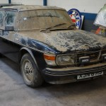 1978 Saab 99 Turbo project - for sale at Anglia Car Auctions