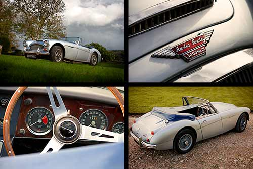 Austin-Healey 3000 Mark 3 gallery on carphile.co.uk
