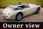 Austin-Healey 3000-owner-view - carphile.co.uk