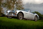 Austin-Healey 3000 history - carphile.co.uk
