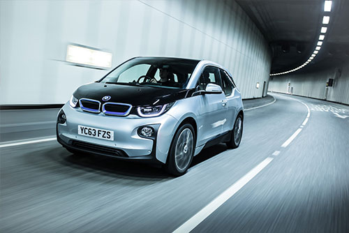 BMW i3 awarded