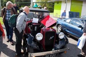 Beaulieu Spring Autojumble