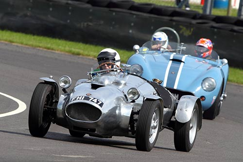 Castle Combe Circuit Classic & Retro Action Day