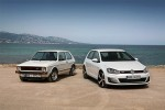 Happy Birthday Volkswagen Golf