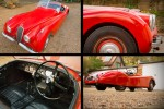 Jaguar XK120 gallery