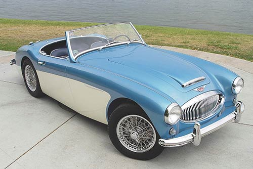 Austin-Healey Buyers guide