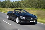 Mercedes announce SL updates