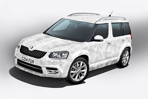 Skoda April Fools day joke 2014
