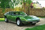 Maserati Indy for sale at H&H Rockingham Castle sale June 21st 2014 - carphile