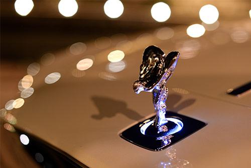 Rolls Royce celebrate 110 year anniversary