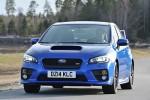 Subaru wrx sit isle of man tt lap record attempt