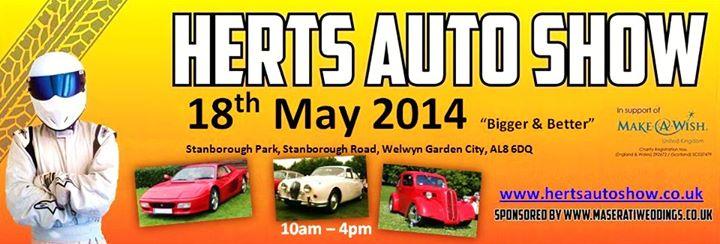 herts auto show 2014