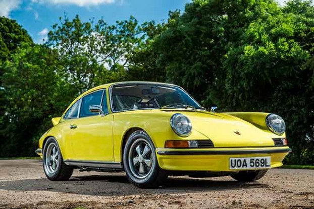 Porsche 911 Carrera RS 2.7 sold find out more at carphile.co.uk