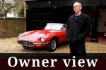 Jaguar E-Type series 3 owner view - carphile.co.uk