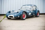 Jackie Stewart's first racing car for sale