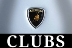 Lamborghini car clubs UK and worldwide
