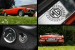 MG MGB photo gallery