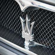 Maserati history