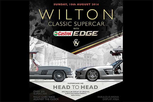 wilton classic super car 2014