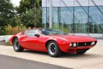 Rare De Tomaso Mangusta for sale at Historics