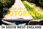Carphile blog - motoring in South west england