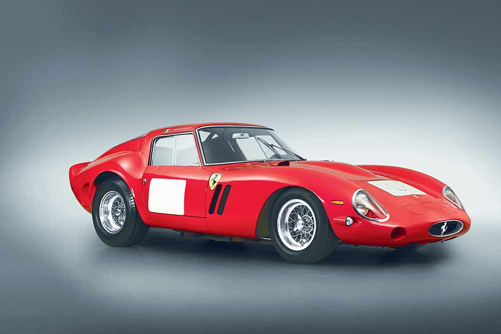 Ferrari 250 GTO sold for Record-breaking