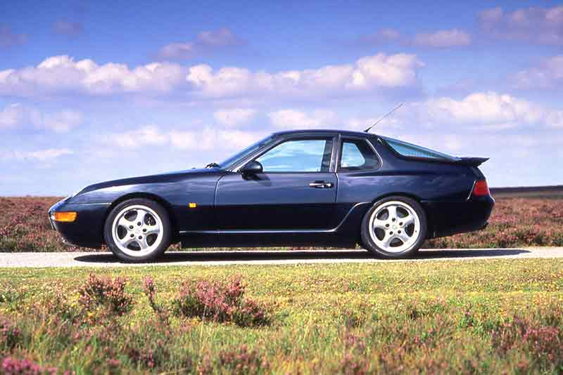 Porsche 968 - carphile best of Marques Porsche