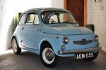Rare 1960 Steyr Puch 500 for sale In silverstone auctions autumn sale - carphile