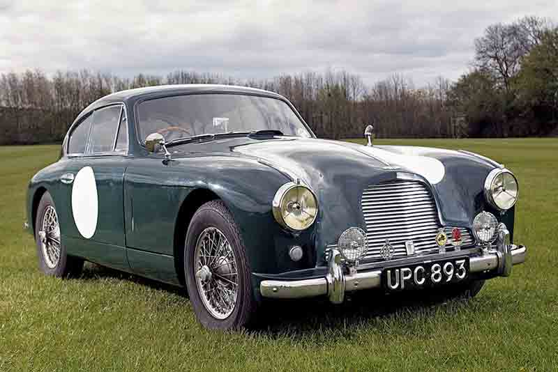rare aston martin for sale at lancaster insurance classic motor show. Black Bedroom Furniture Sets. Home Design Ideas