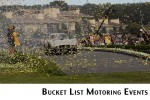 Bucket List motoring events - carphile.co.uk