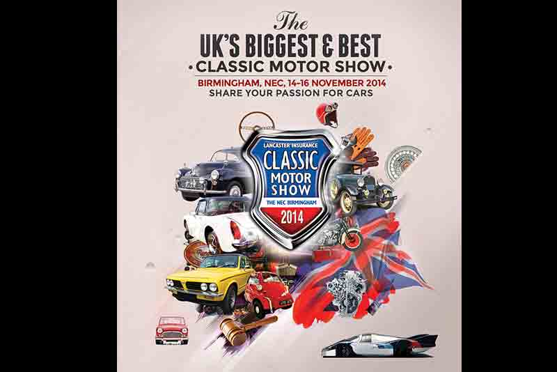 he Lancaster Insurance Classic Motor Show