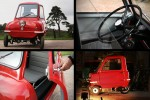 Peel P50 Photo gallery - find out more about this famous bubble car at carphile.co.uk