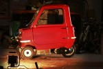 Peel P50 Bubble car - carphile.co.uk