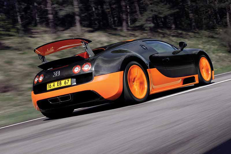 Bugatti History