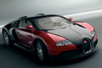 Bugatti-Veyron-button