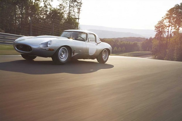 E-Type lightweight - on carphile.co.uk