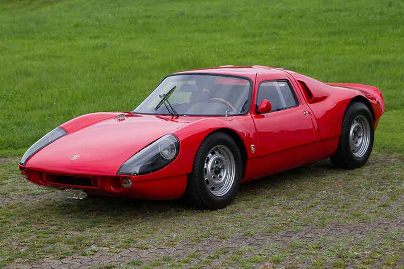 coys true greats - Porsche 904/6 works prototype - carphile