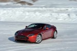 Aston Martin on Ice - find out more at carphile.co.uk
