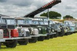 Dunsfold historic Land Rover Collection launch appeal - carphile.co.uk
