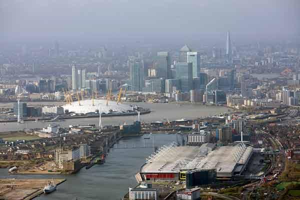 ExCel London - venues - carphile.co.uk