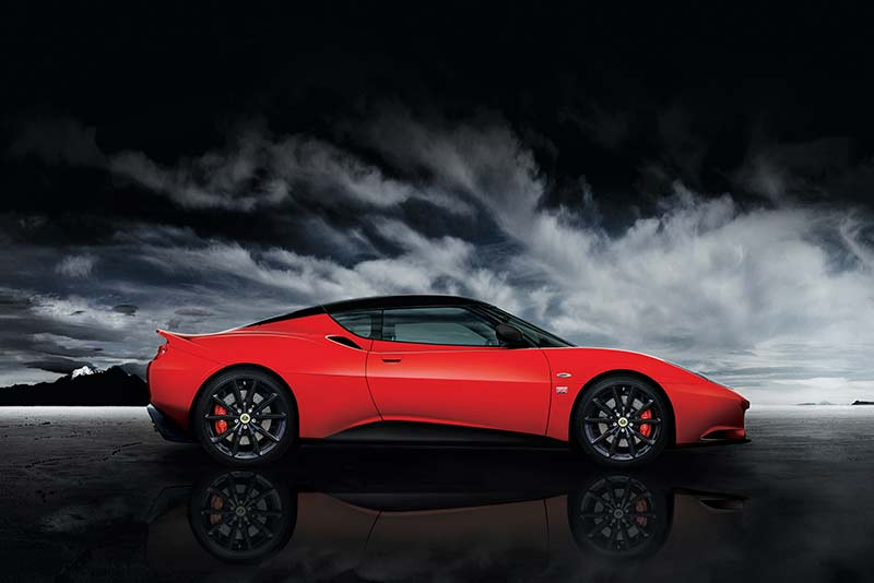 Lotus History - find out more at carphile.co.uk