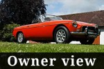 MG MGB owner interview at carphile