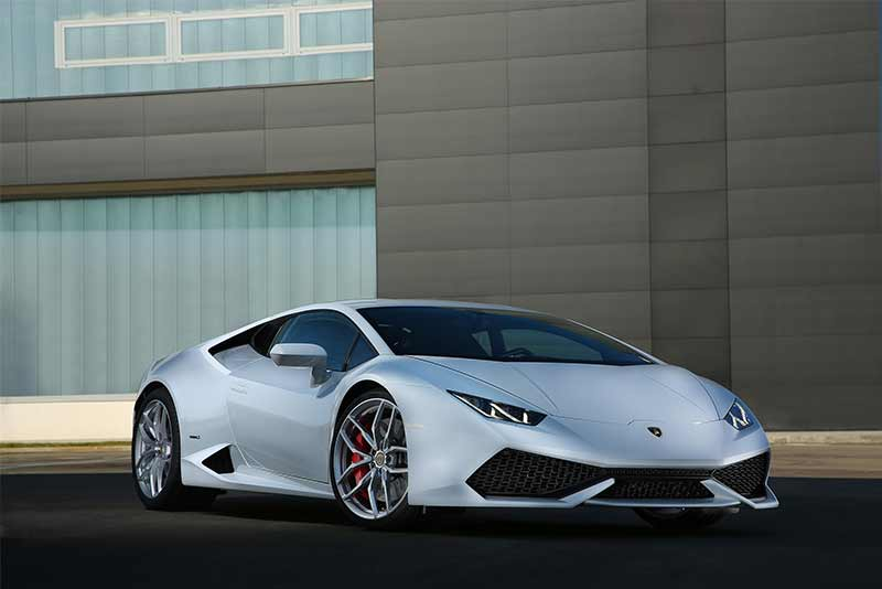 Lamborghini Huracan one of The Performance Car Show 2015 stars - carphile.co.uk