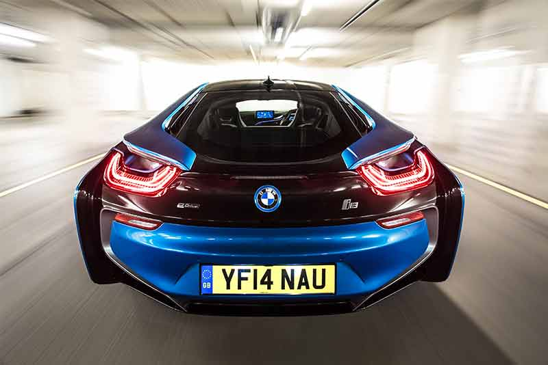 BMW i8 - most exciting hybrid car 2014 - carphile.co.uk